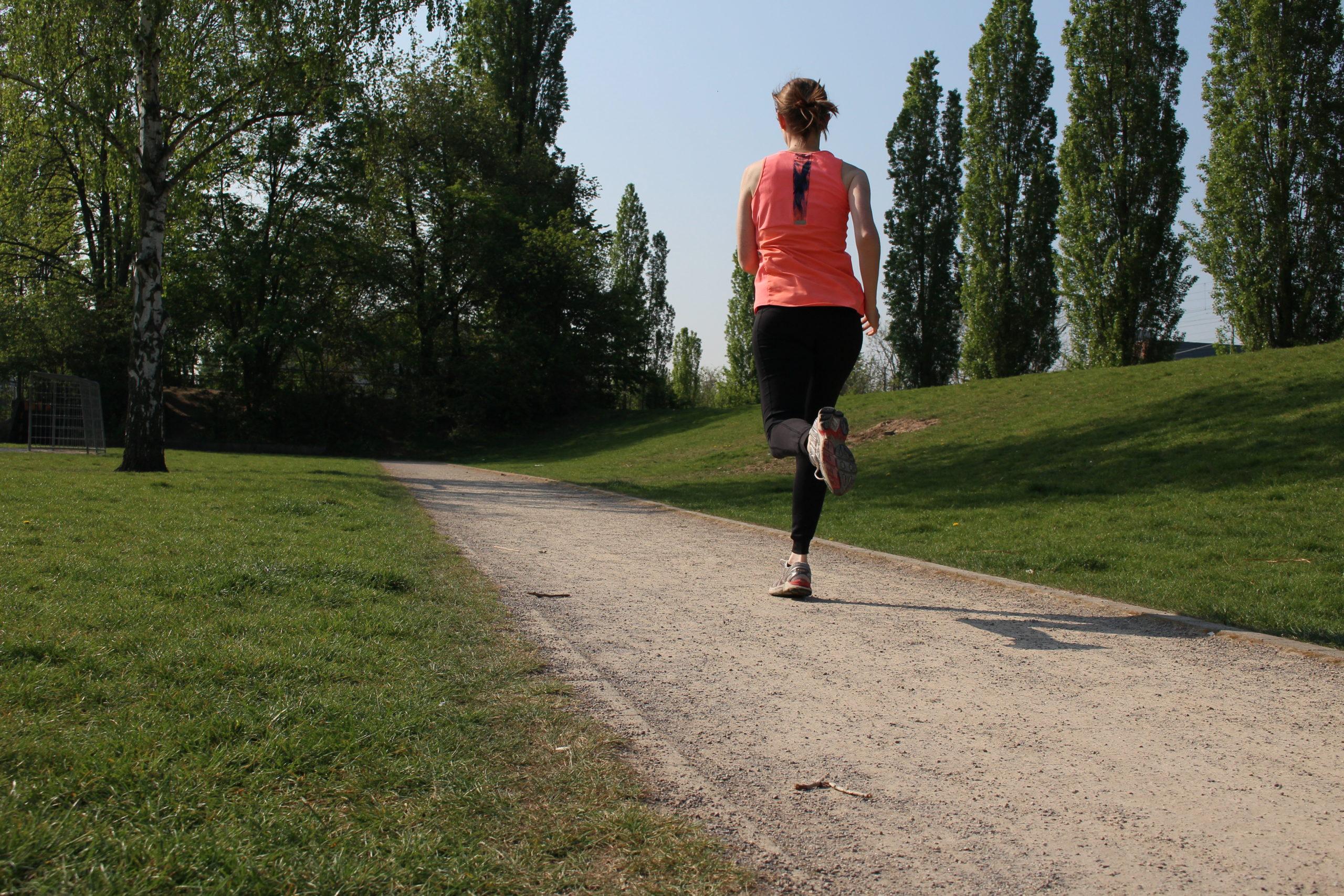 Über Gesundheitsheldin - Lauf