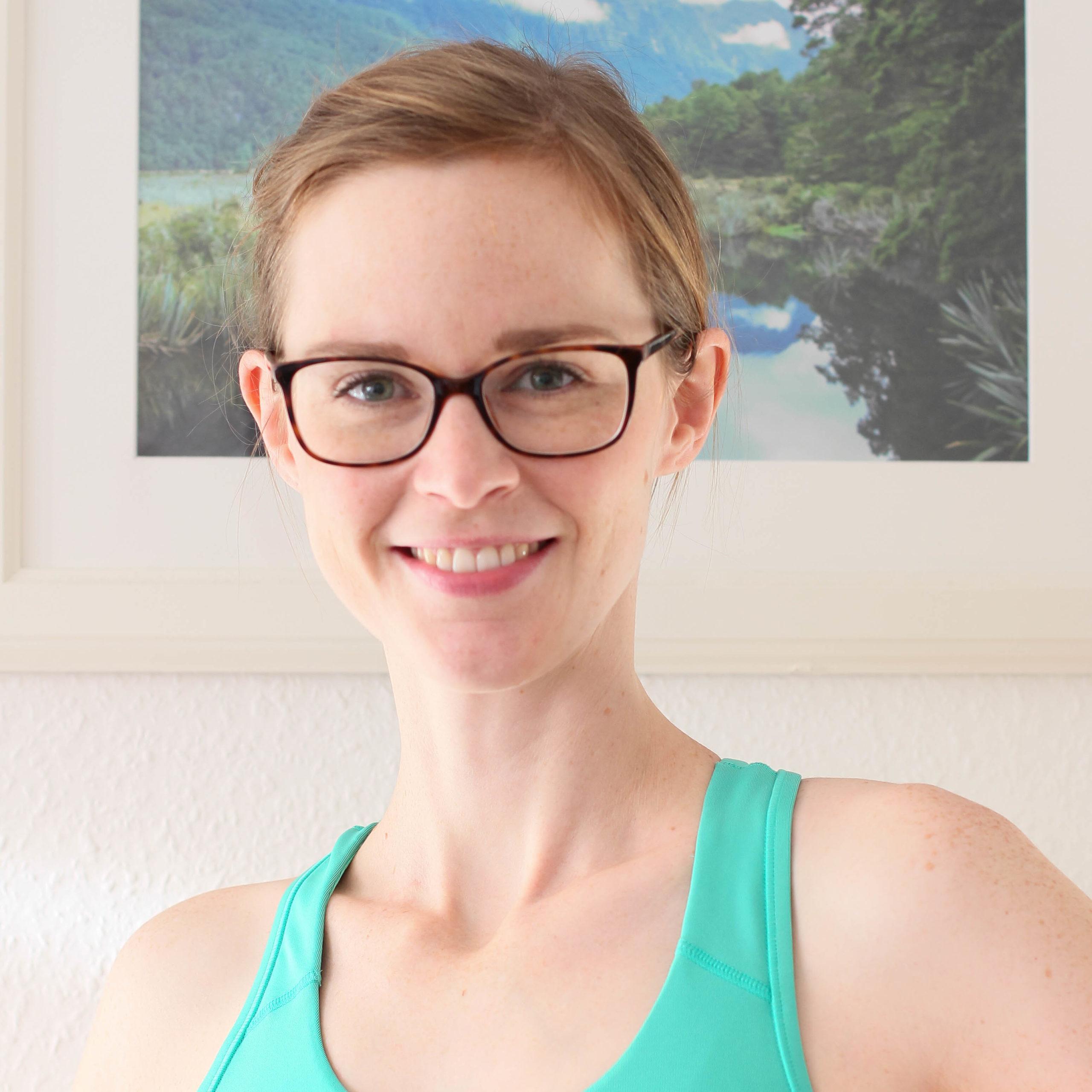 Sarah Hahn Vorstellung