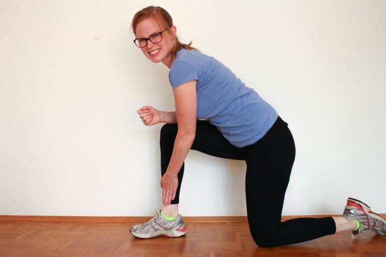 Schienbeinkantensyndrom Shin Splints