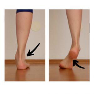Schmerzen Achillessehne Fußstabilität
