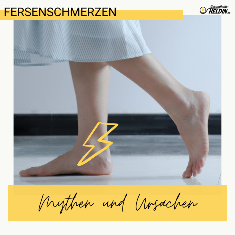 Read more about the article Fersensporn Mythen und Ursachen