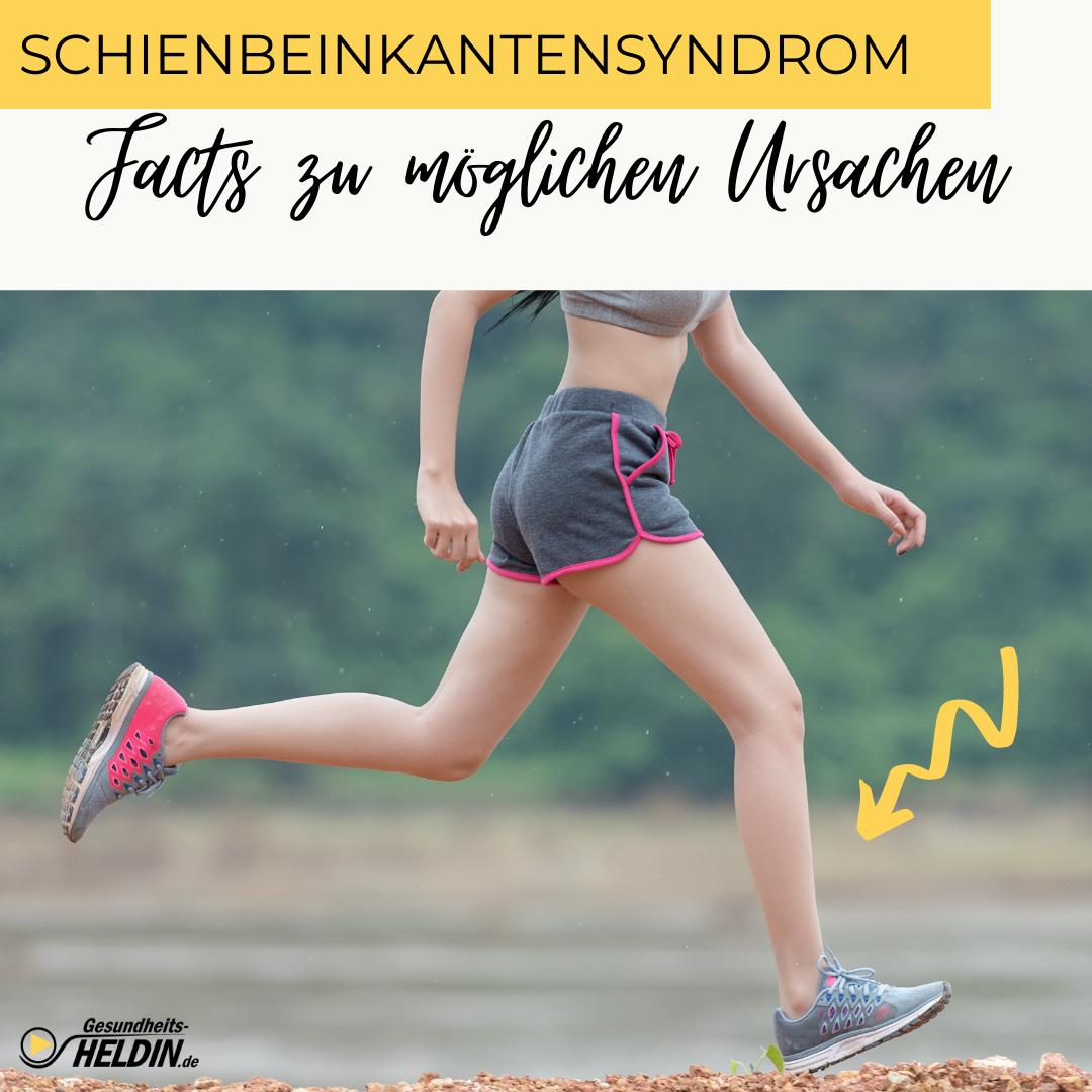 Read more about the article Update zu den Ursachen von Schienbeinkantensyndrom