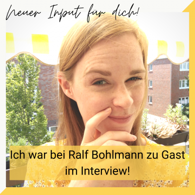 Interview Ralf Bohlmann: