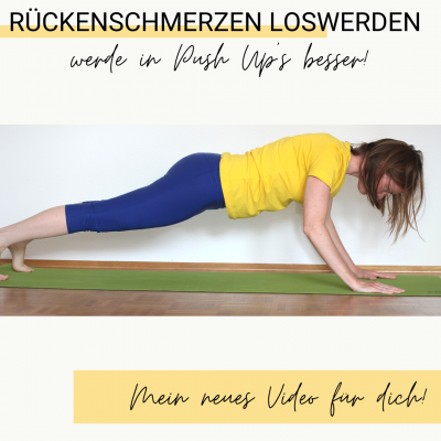 Video Rückenschmerzen Push Up